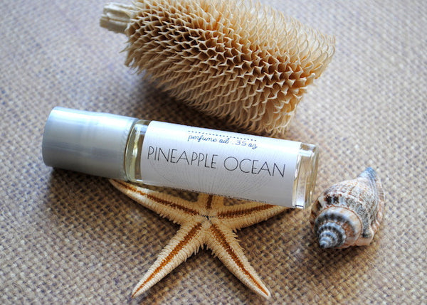 Pineapple Ocean Perfume Oil