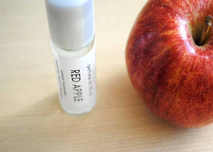 Red Apple Perfume Oil