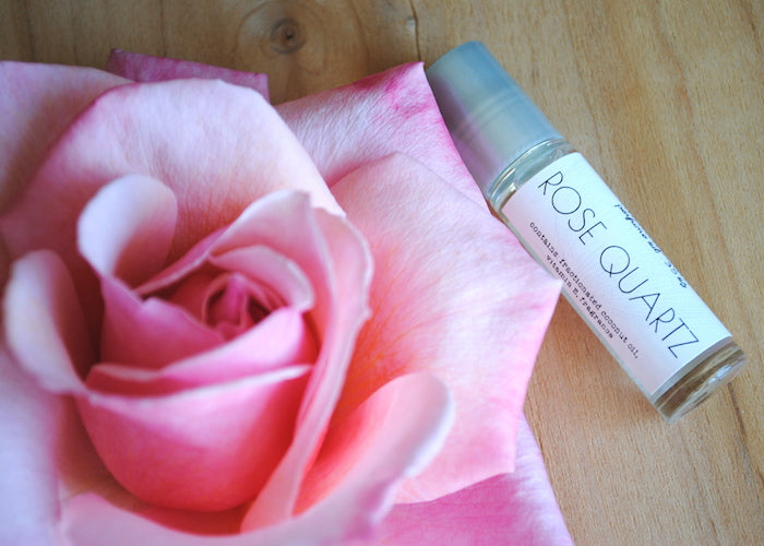 Rose Quartz Perfume Oil