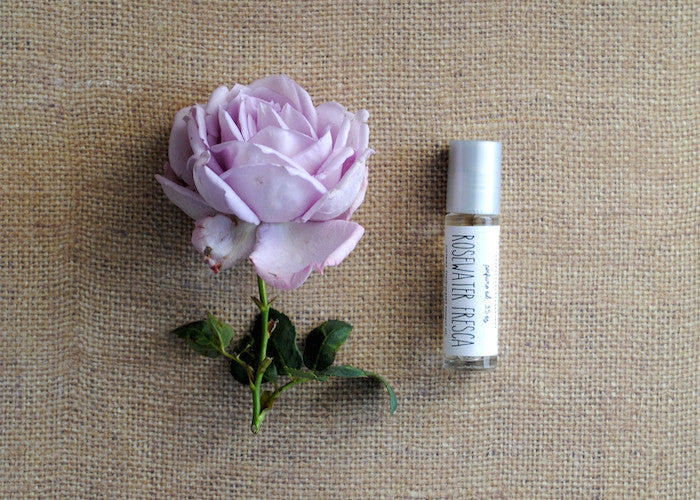 Rosewater Fresca Perfume Oil