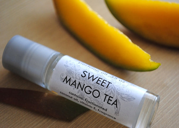 Sweet Mango Tea Perfume Oil