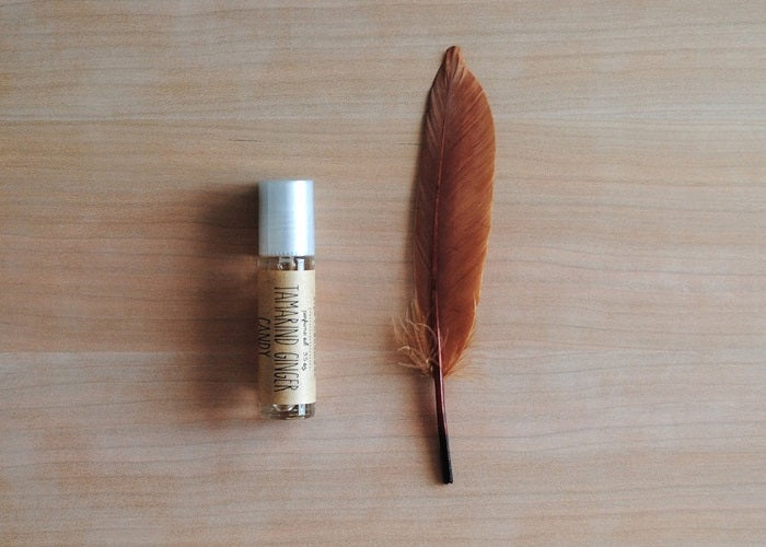 Tamarind Ginger Candy Perfume Oil