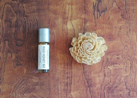 Wild Honey Bee Perfume Oil