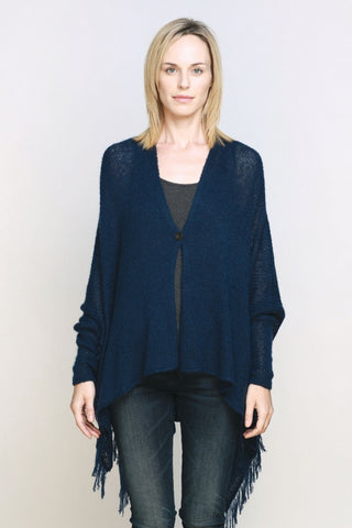 Nevada Fringe Cardigan
