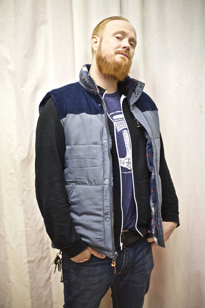 Timberline Vest Charcoal