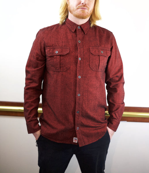 Sespe Herring Bone Flannel