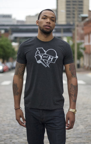 Heart Bolt Logo Tee