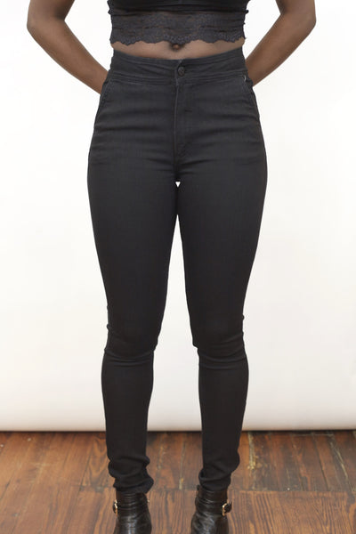 Lydia Ultra High Waist Skinny Trouser