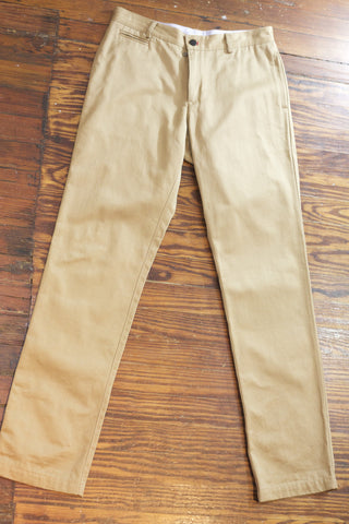 Roark Cotton Khaki