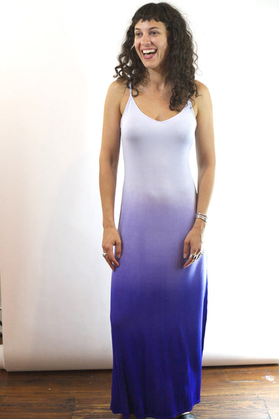 Strapped Maxi Dress