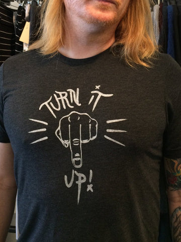 Turn it Up Tee