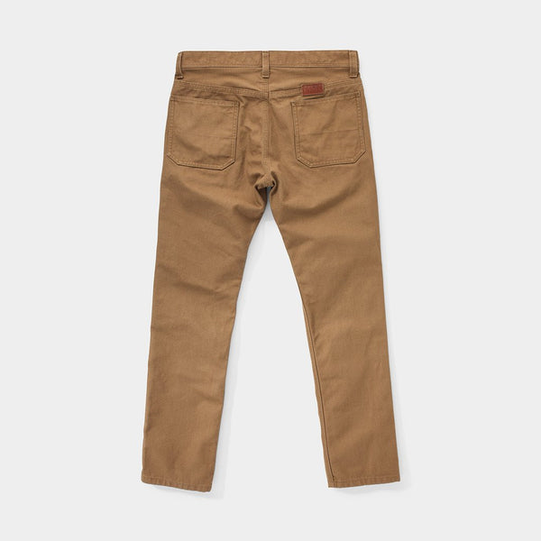 Rover Work Pant - Brass