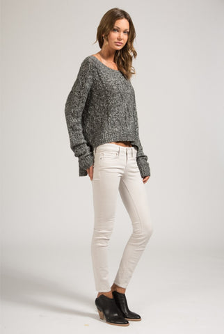 Pullover Sweater Top