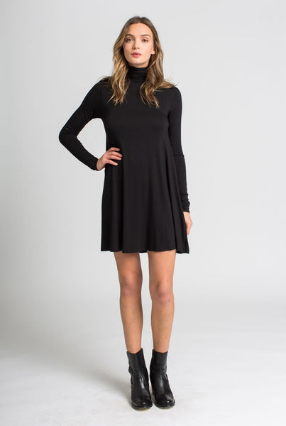 Penny Turtleneck Dress