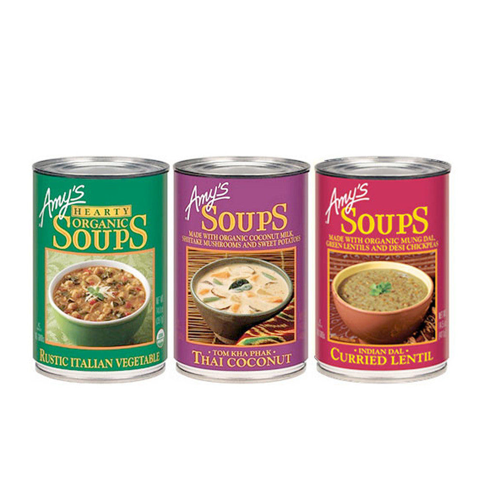 Amy S Organic Soup Chili Campus Care Package