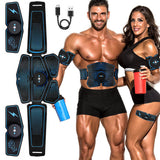 Smart  Massage ABS and Fat Burning Fitness Simulator ™