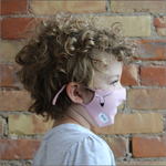Load image into Gallery viewer, CHILDS 2 PLY COTTON MASK WITH GRAPHICS