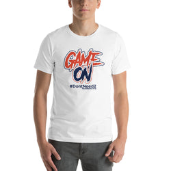 2019 Summer Camp Game On Short-Sleeve Unisex T-Shirt