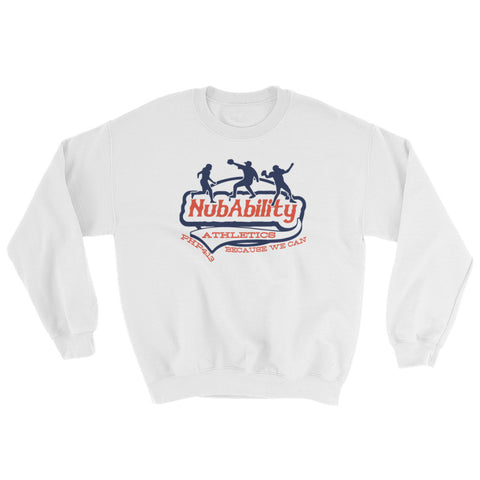 NubAbility Colored Logo Sweatshirt