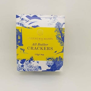 Fortnum and Mason - All Butter Crackers.