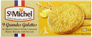 St Michel Galettes French Butter Biscuits
