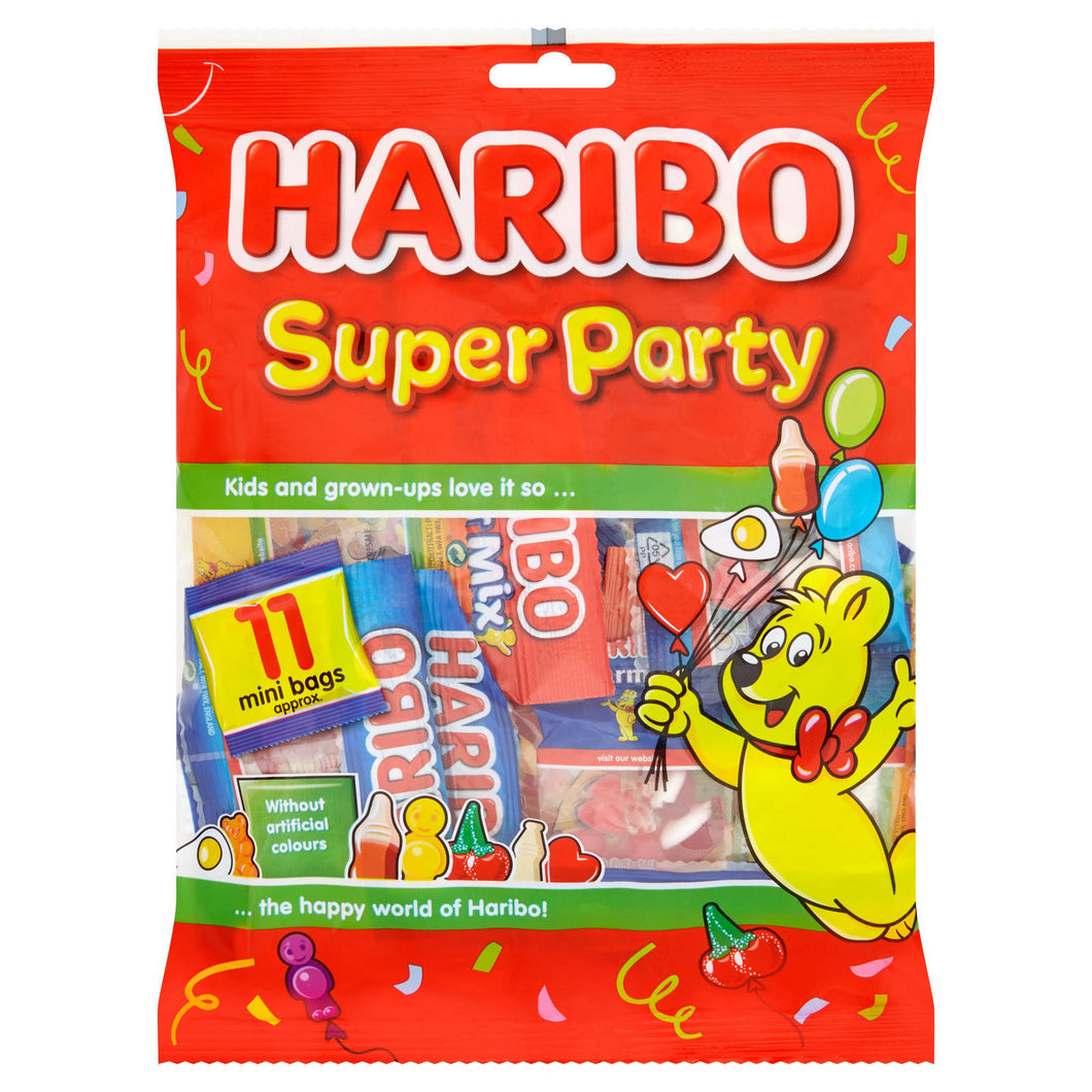 Haribo Party Pack