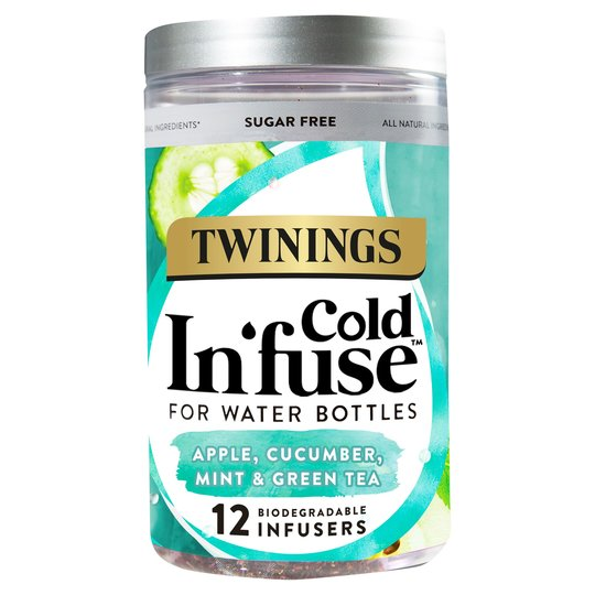 Twinings Cold Infuse Apple Cucumber & Mint 30G