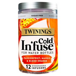 Twinings Infuse Cold Passion Fruit Mango Orange 30G