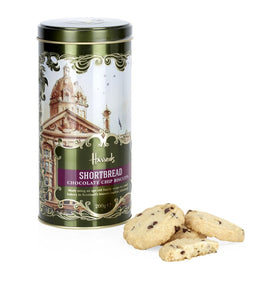 Harrods Heritage Chocolate Chip Short Bread 200g