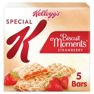 Kellogg's Special K Biscuit Moments Strawberry 5 x 25g