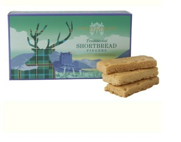 Traditional Shortbread Fingers, 160g
