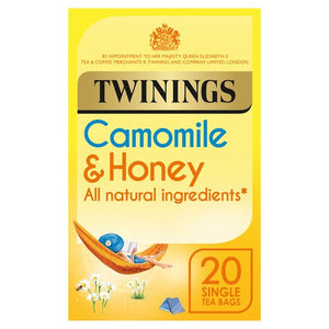 Twinings Camomile And Honey 20bags 30G