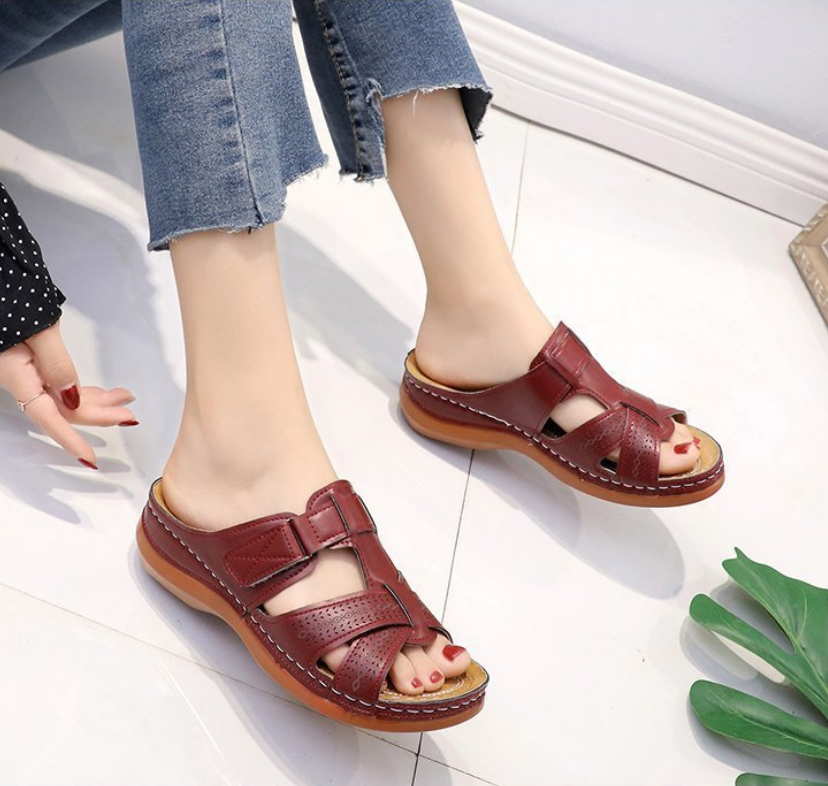 Fashion Thick Platform Sandals Ladies Slippers