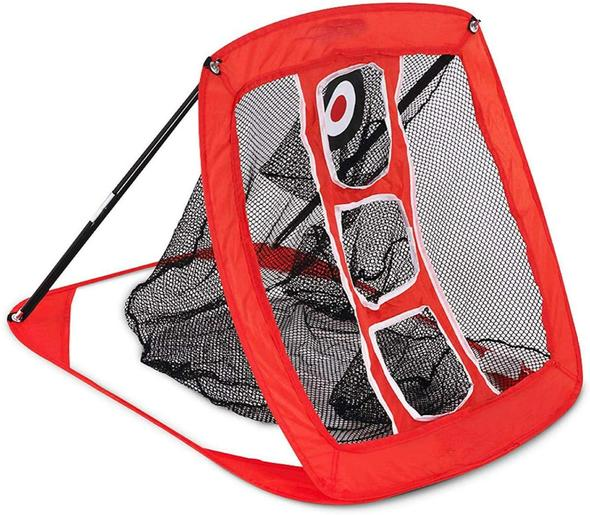 Pop-Up Golf Pitching & Chipping Target Net