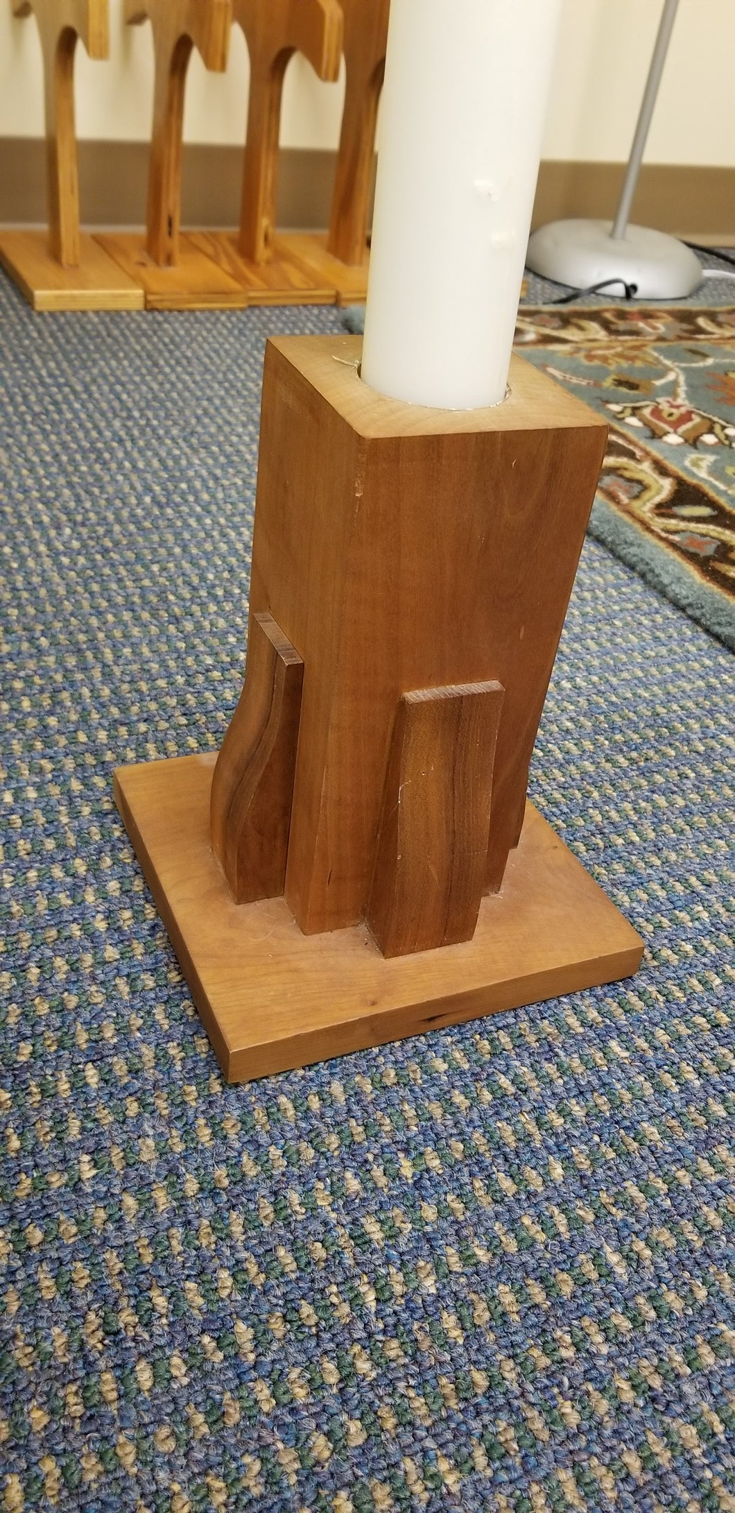 Sacristy Candle Holder (Altar)