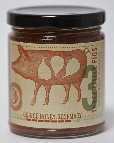 Quince Honey Rosemary