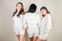 Stay Home Club Sweatshirt