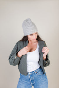 Mova Jacket | Army Green
