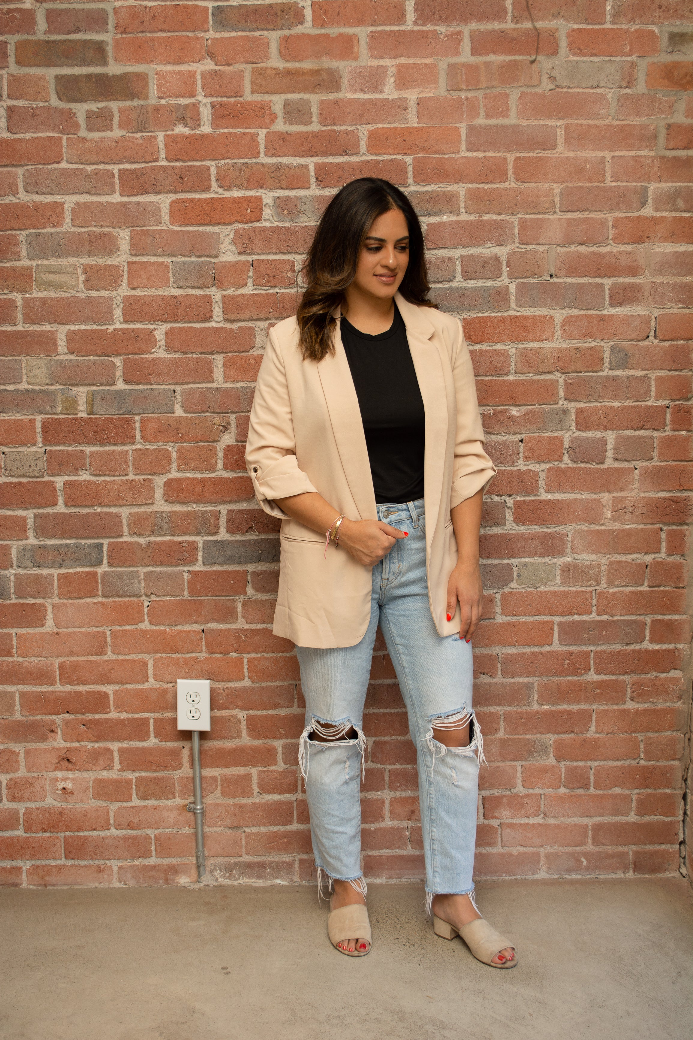 The Perfect Blazer