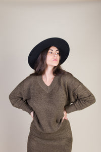 Pia Sweater | Olive