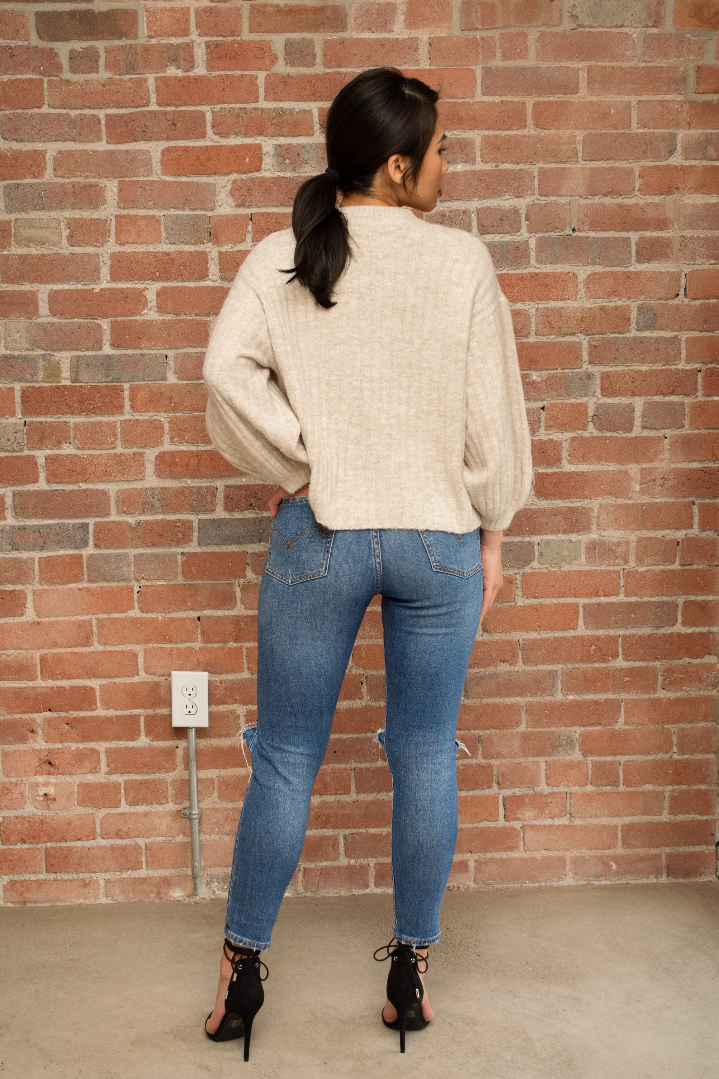 SAVANAH SWEATER