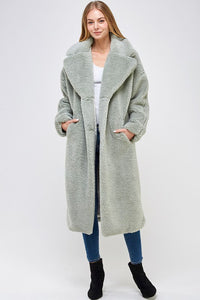 Saje Teddy Coat