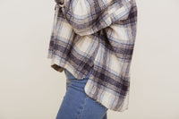 Sash Flannel Shirt