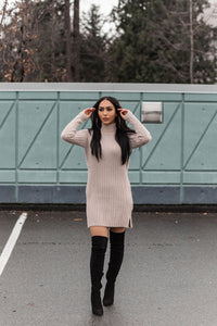 PRINCESS STUDIO | SASHINA SWEATER DRESS
