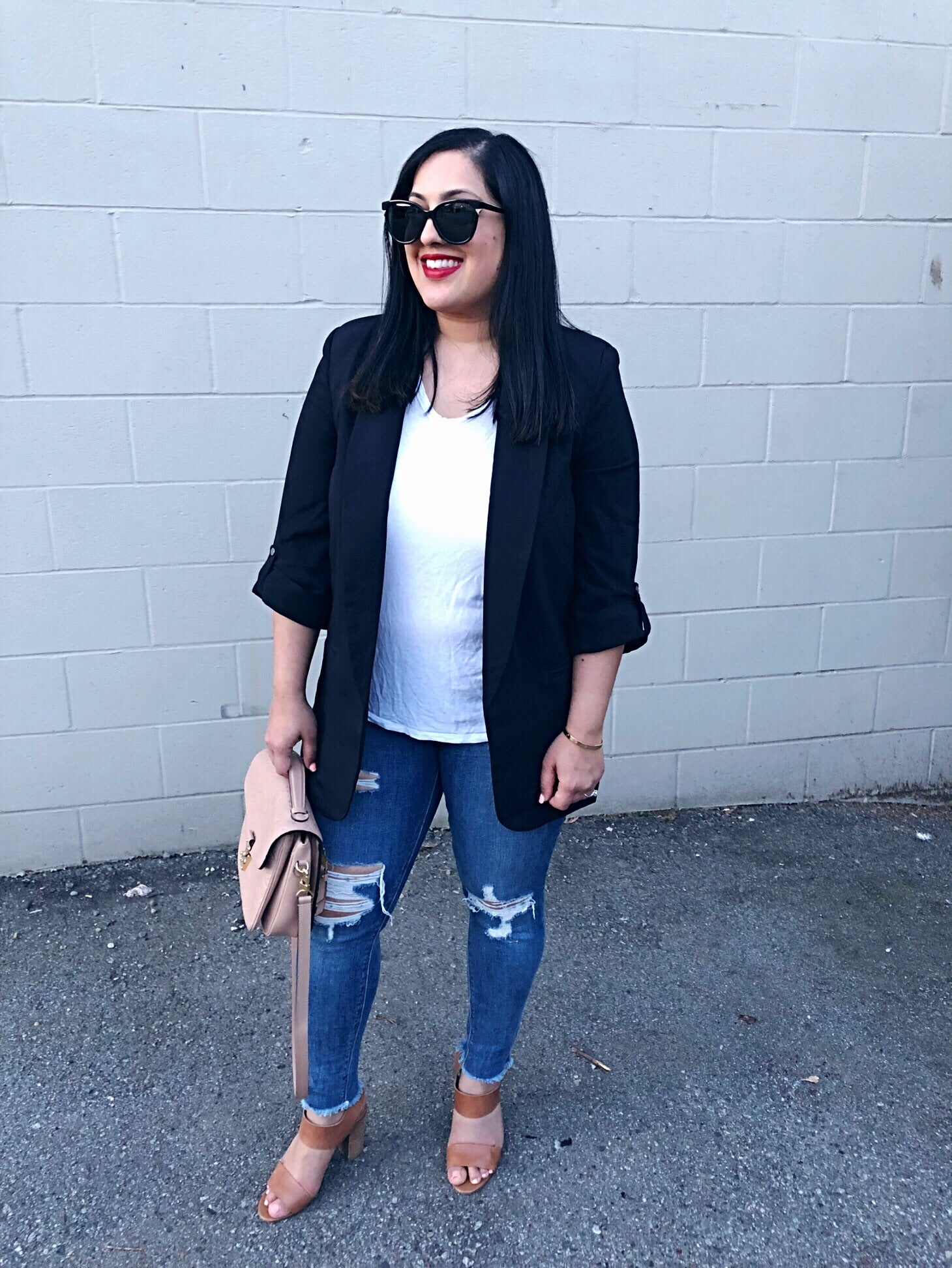The Perfect Blazer | Black