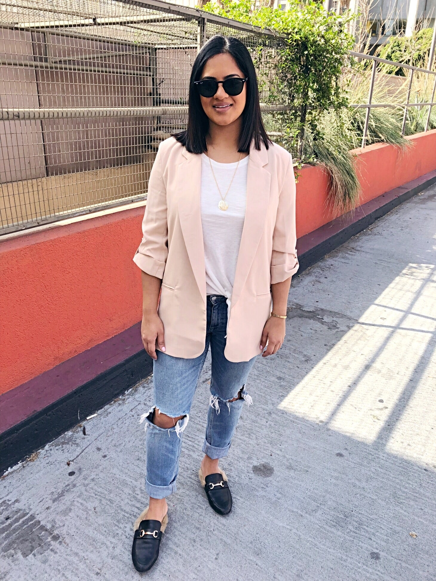 The Perfect Blazer | Beige