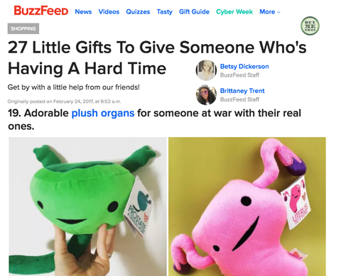 Buzzfeed Best Gifts Struggling Friends