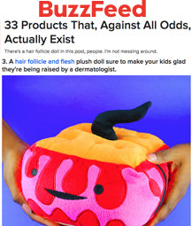 BuzzFeed - 33 Products That, Against All Odds, Actually Exist