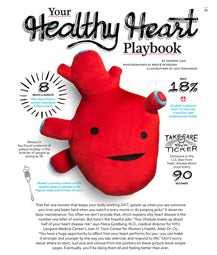 Dr. Oz Healthy Heart Playbook