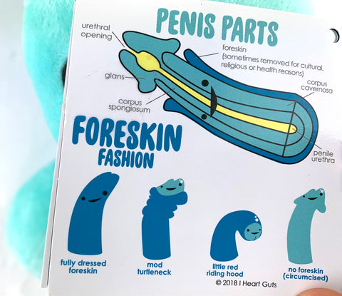 Penis Part - Foreskin Fashion